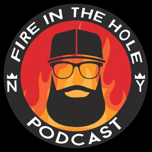 Cover image of Fire in the Hole w/ Jimmy Martinez
