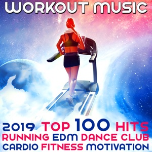 Workout Trance, Workout Electronica & Running Trance - Run Run Run Cross Training, Pt. 6 (145 BPM Fullon Goa Psy Trance Gym Workout Live DJ Mix)