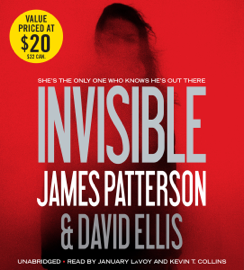 Invisible - James Patterson & David Ellis MP3 Download