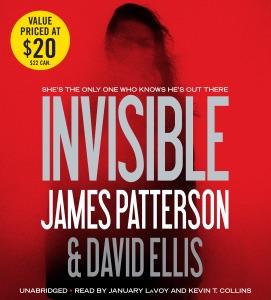 Invisible - James Patterson & David Ellis audiobook, mp3