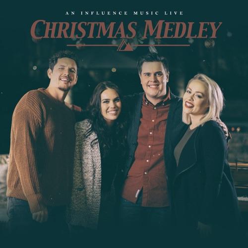 Influence Music - Christmas Medley [Live] (feat. Matt Gilman, Michael Ketterer, Melody Noel & Whitney Medina) - Single