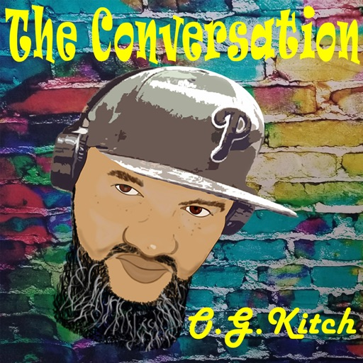 Cover image of The Conversation with O.G. Kitch