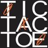 Icon Tic Tac Toe (Django Django's Where's the Rides? Remix) - Single