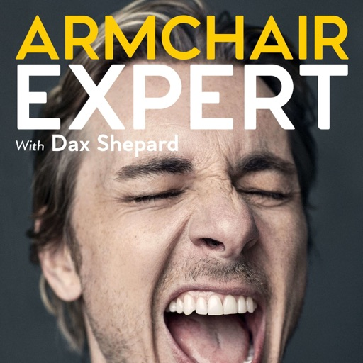 Cover image of Armchair Expert with Dax Shepard