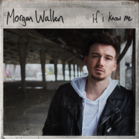 Album Whiskey Glasses - Morgan Wallen