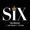 SIX - Six: The Musical (Studio Cast Recording) artwork
