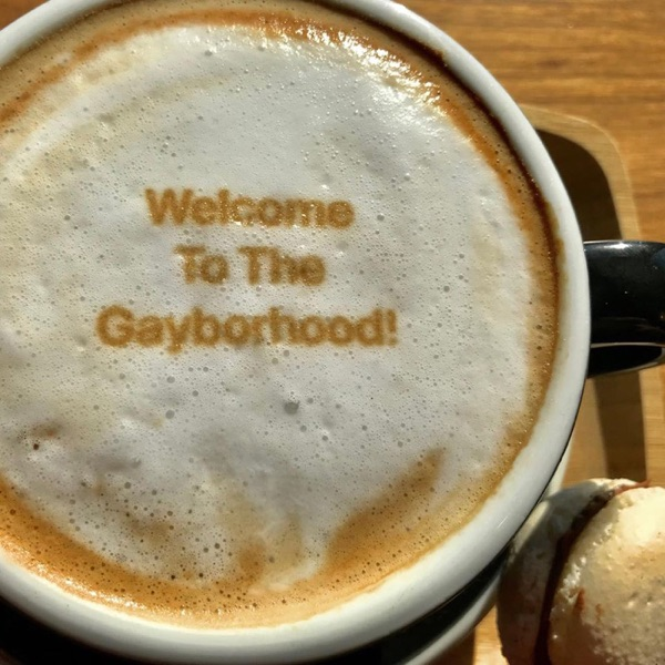 Welcome to the Gayborhood with The Gay Agenda