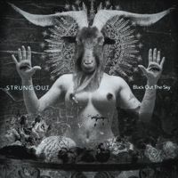 Strung Out - Black Out the Sky artwork