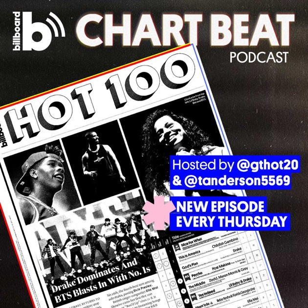 Chart Beat By Billboard On Apple Podcasts