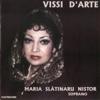 Maria Slătinaru Nistor, Orchestra Filarmonicii din Ploieşti & Hary Bela - Tosca: Vissi darte (Aria Floria) artwork