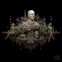 T.I. - DIME TRAP artwork