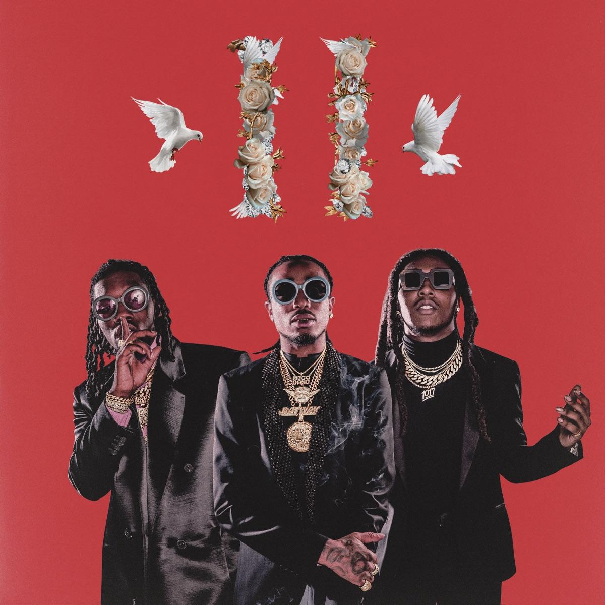Culture II Migos CD cover