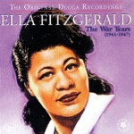Ella Fitzgerald & The Delta Rhythm Boys - It's Only A Paper Moon