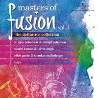 Various Artists - Masters of Fusion, Vol. 1 artwork