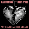 Mark Ronson - Nothing Breaks Like a Heart (feat. Miley Cyrus) portada