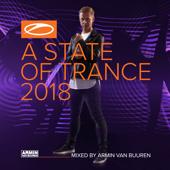Armin van Buuren - A State of Trance 2018 (Mixed By Armin van Buuren)  artwork