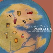 Linette Tobin's Pangaea - The New Shape of the World
