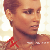 Girl On Fire-Alicia Keys