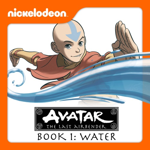 Avatar: The Last Airbender, Book 1: Water poster