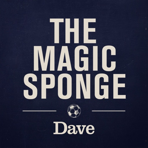 Cover image of The Magic Sponge with Jimmy Bullard, Rob Beckett and Ian Smith