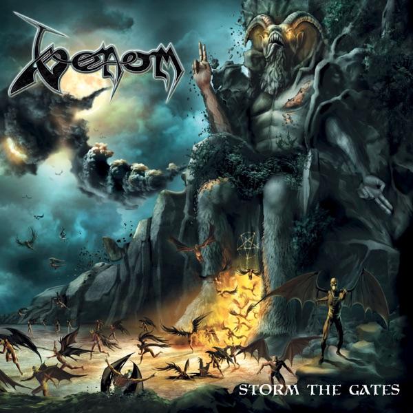 Venom mit Storm the Gates