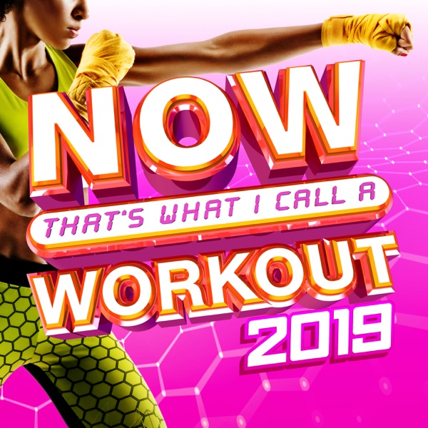 NOW That's What I Call A Workout 2019 album image