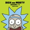 Rick and Morty, Seasons 1-3 (Uncensored) - Synopsis and Reviews