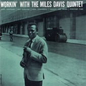 Miles Davis Quintet - It Never Entered My Mind