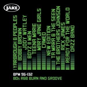 Various Artists - '80s R&B Burn & Groove (BPM 96-132)