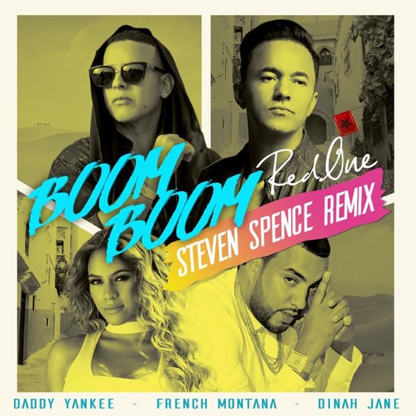 Boom Boom (Steven Spence Remix) - Single
