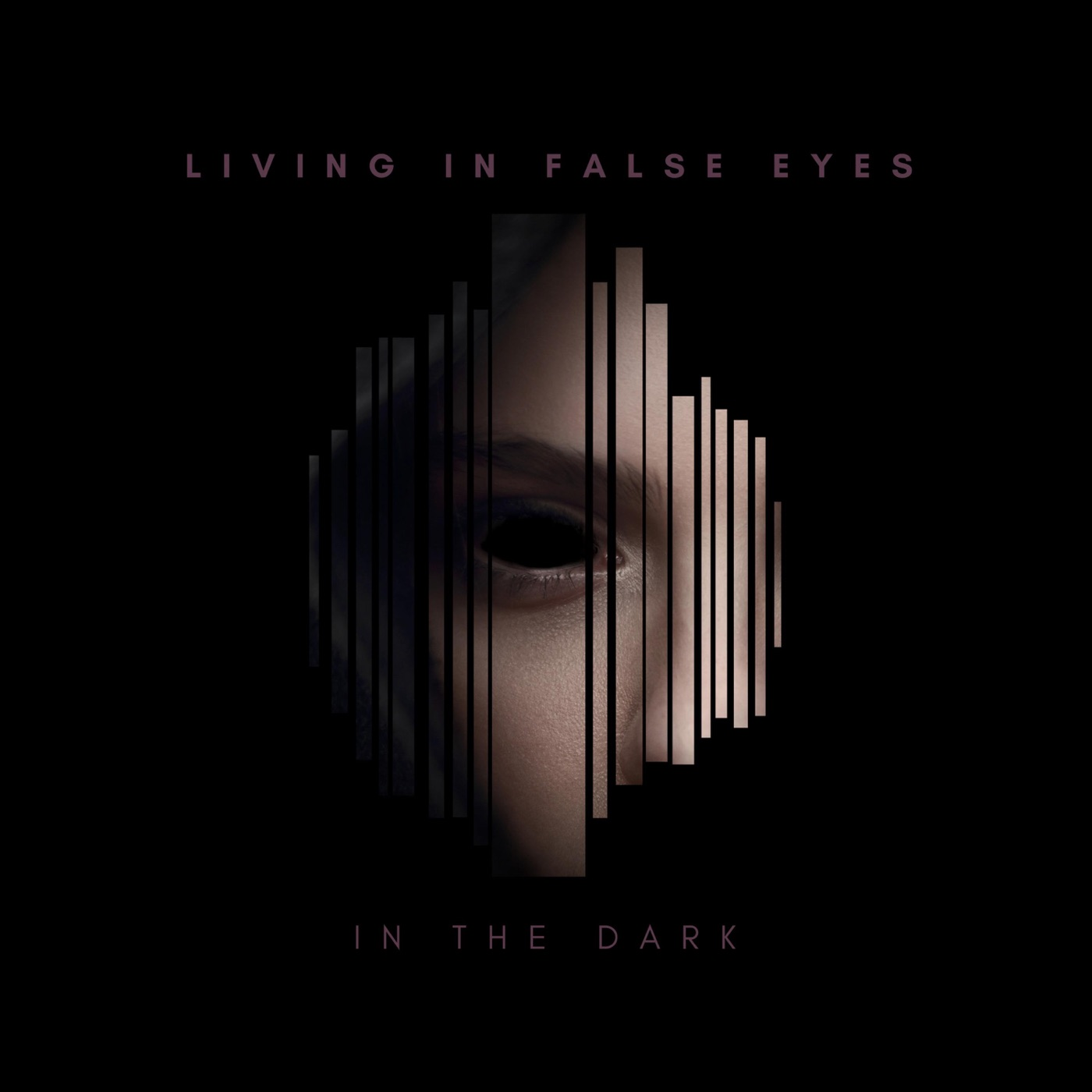 Living in False Eyes - In the Dark [single] (2018)