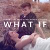 Johnny Orlando & Mackenzie Ziegler - What If (I Told You I Like You) artwork