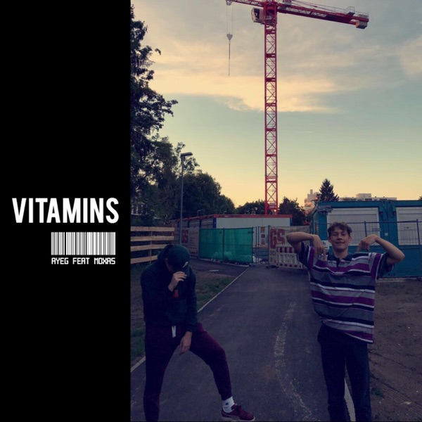 Vitamins (feat. Moxas) - Single