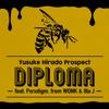 Diploma feat. Pxrxdigm. from WONK & Illa J - Single ジャケット写真