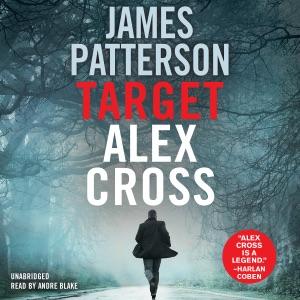 Target: Alex Cross - James Patterson audiobook, mp3