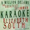 "A Million Dreams (From ""the Greatest Showman"") [Karaoke] - Elizabeth South"