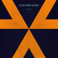 CHVRCHES - Recover - EP artwork