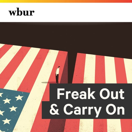 Cover image of Freak Out and Carry On