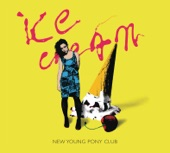 Listen to 30 seconds of New Young Pony Club - Ice Cream