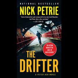 The Drifter: A Peter Ash Novel (Unabridged) audiobook