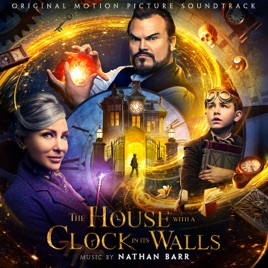 the house with a clock in its walls original motion