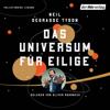 Neil de Grasse Tyson - Das Universum für Eilige Grafik