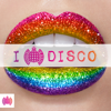 Various Artists - I Love Disco - Ministry of Sound artwork