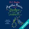 M. C. Beaton - Panique au manoir (Agatha Raisin enquête 10) artwork