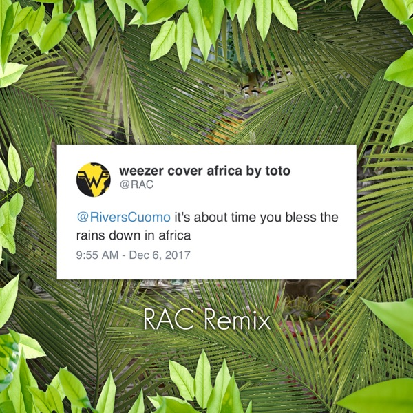 Africa (RAC Remix) - Single