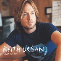 Keith Urban - Somebody Like You artwork