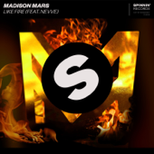 Like Fire (feat. Nevve) - Madison Mars