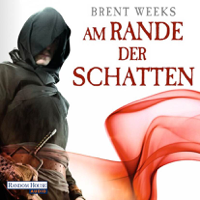Brent Weeks - Am Rande der Schatten artwork