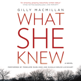What She Knew - Gilly MacMillan MP3 Download