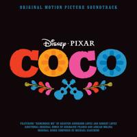 Robert Lopez & Kristen Anderson-Lopez, Michael Giacchino, Gael Garcia Bernal & Marc Antonio Solis - Coco (Original Motion Picture Soundtrack) [Deluxe Edition] artwork